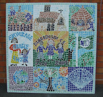 Blakedown External Mosaic