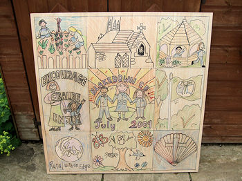 Blakedown - Mosaic Sketch